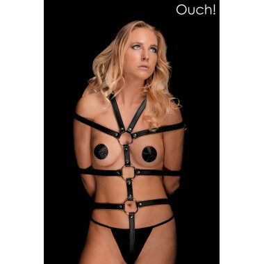 Harnais camisole Claudia - Ouch!