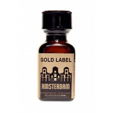 Poppers Amsterdam Gold Label 24 ml
